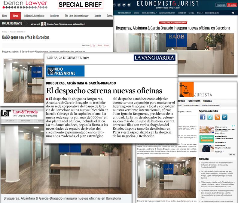 Inauguramos nueva sede en Barcelona
