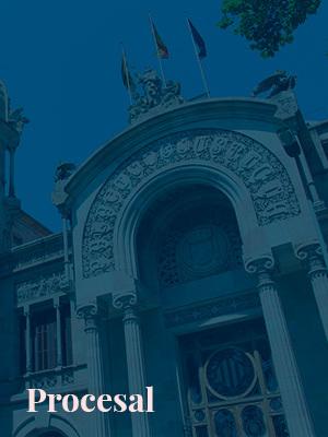 abogados derecho procesal barcelona