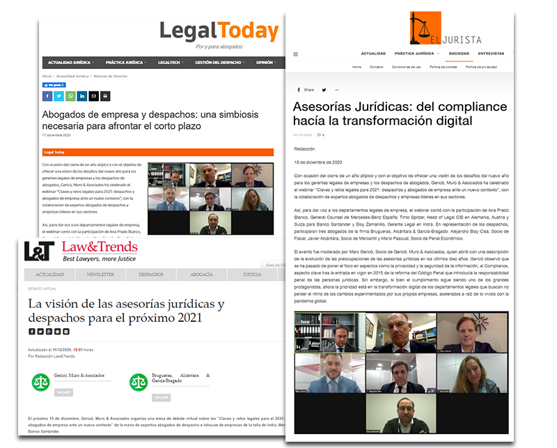 tendencias legales
